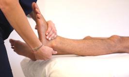Sesión de osteopatía